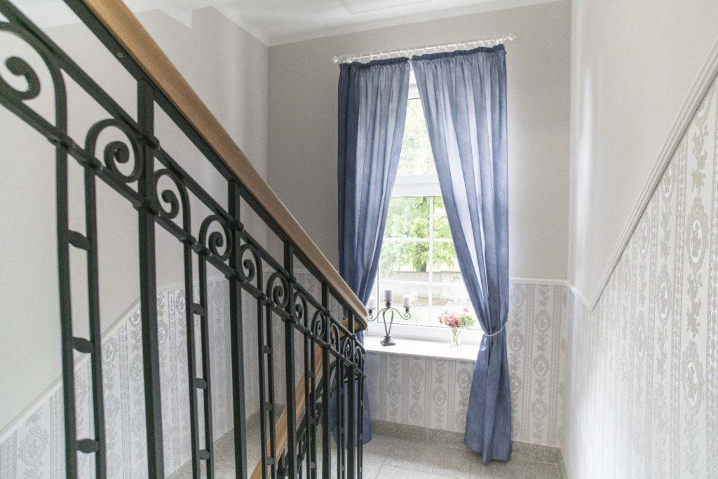 schody w apartamencie