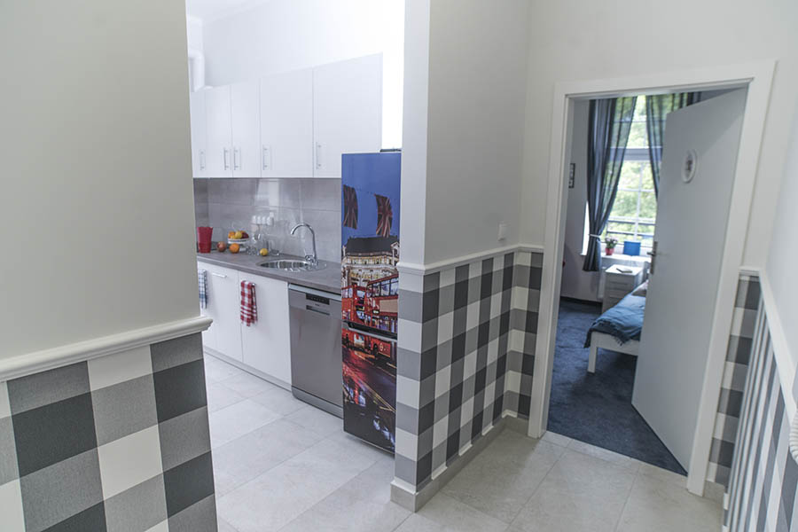 Apartament Londyn 6