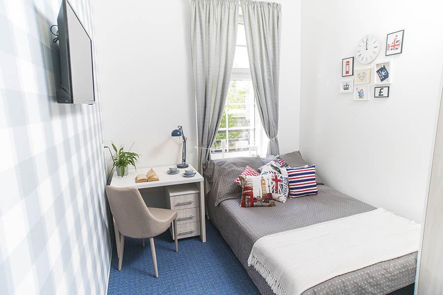 Apartament Oxford wnętrze 2